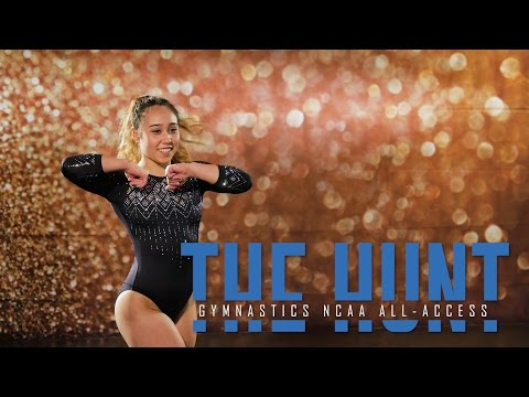 The Hunt: Gymnastics NCAA All-Access Part 2