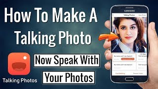 How To Talk with your Photos | Best Photo Editing App