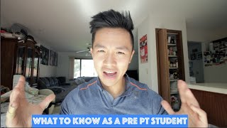Interested Physical Therapy School What Know Pre