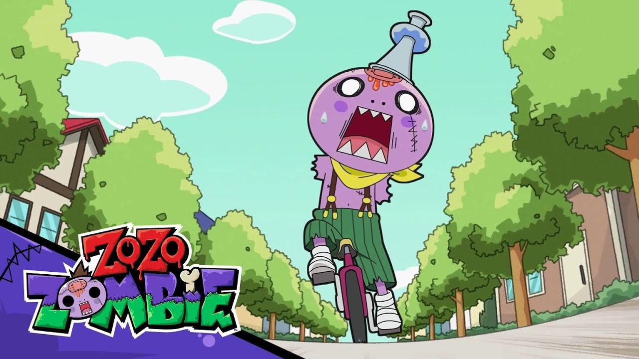 Zo Zo Zombie! Don't Drop Isamu's Vase!