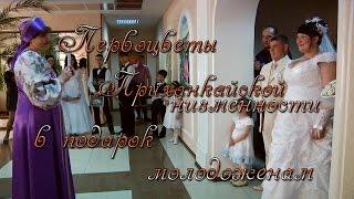 Студенческий флешмоб «Первоцветы в подарок», Спасск-Дальний, Приморский край