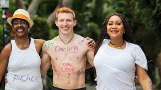 Celebrate LGBT PRIDE:  Erase the Hate & Add the LOVE