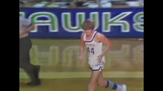 Pistol Pete Maravich's pro debut - 1970.10.17 Milwaukee Bucks @ Atlanta Hawks [HD]