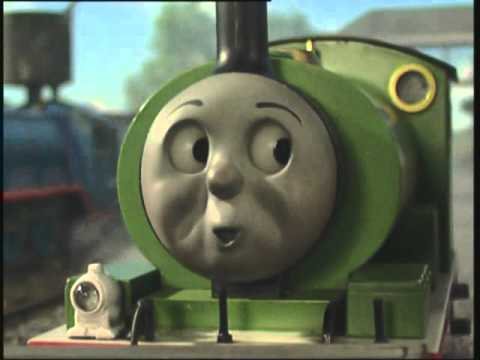 Locomotiva Thomas: Percy si covorul magic(sezonul 3, ep. 3)