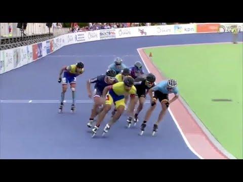 Heerde 2018 | World Championships | Final 1000mts Track Senior Men