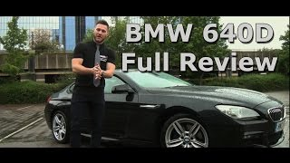 SVM TV - BMW 640D M Sport Review
