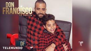 Nacho explicó por qué su madre fue el pilar de su carrera musical   Don Francisco Te Invita   Entre thumbnail