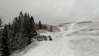 Захар Беркут украинский горнолыжный курорт в Карпатах