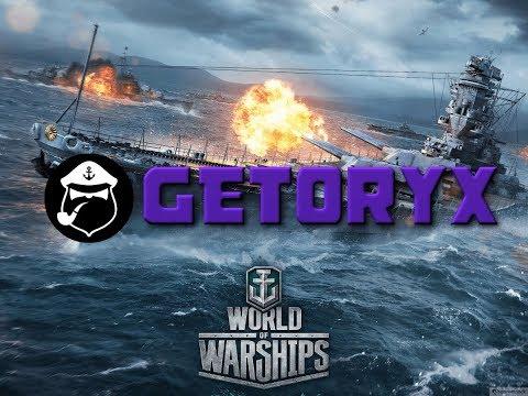 World of warships - wbijam specjalnego kapitana! :D