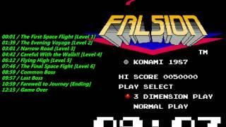 Nes: Falsion Soundtrack