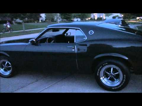 1969 Mustang Fastback  7-24-2013