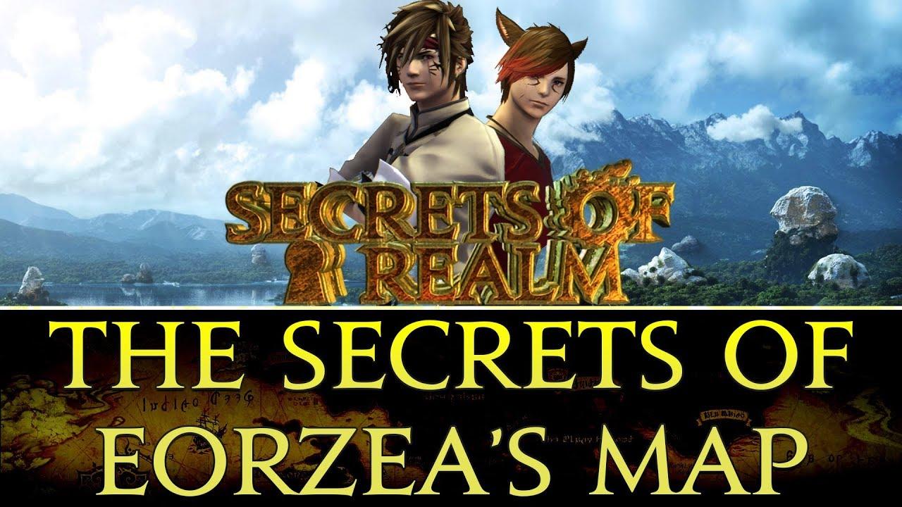 Ffxiv The Secrets Of Eorzea S Map Soar Youtube