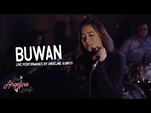 Angeline Quinto -  Buwan (Live Performance)