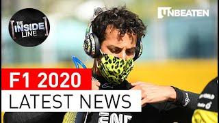 F1 in 10 NEWS WRAP: Ricciardo's 2021 switch, Toyota's Le Mans win, Ferrari's struggles, and more.