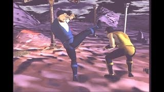 Mortal kombat - The Journey Begins (1995) - First realistic CGI fight scene