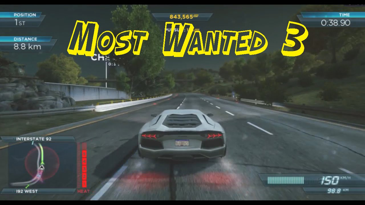 need for speed most wanted 2012 most wanted 3 bugatti vs lamborghini youtube. Black Bedroom Furniture Sets. Home Design Ideas