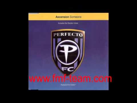 Ascension - Someone (Slacker's Elevation Vocal) (1997)