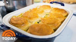Ultimate Winter Comfort Foods: Pot Sticker Soup, Chicken Pot Pie   TODAY