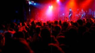 Antiflag'I fought the law' @ UEA Norwich@Norwich 2009