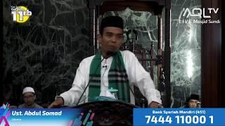 Kuliah Dhuha bersama Ust. Abdul Somad di Masjid Sunda Kelapa