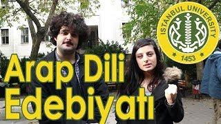 İstanbul Üniversitesi Arap Dili ve Edebiyatı