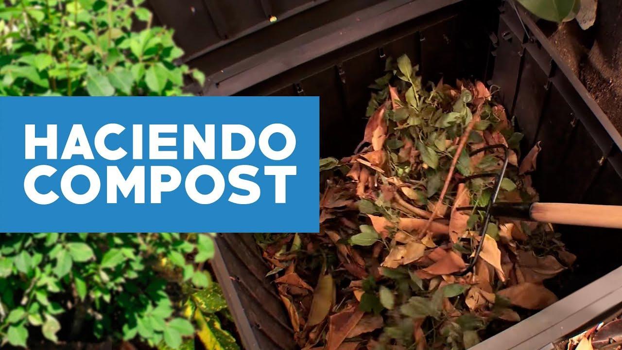 C mo hacer compost youtube - Como hacer compost en casa ...