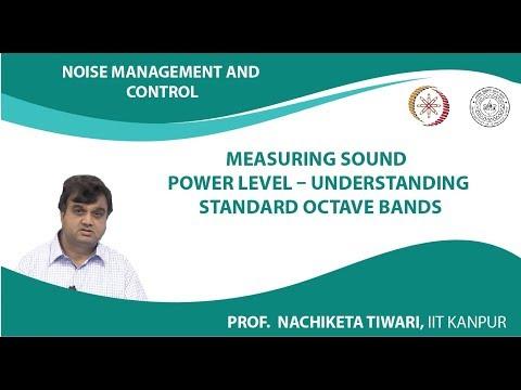 Measuring Sound Power Level - Understanding Standard Octave Bands