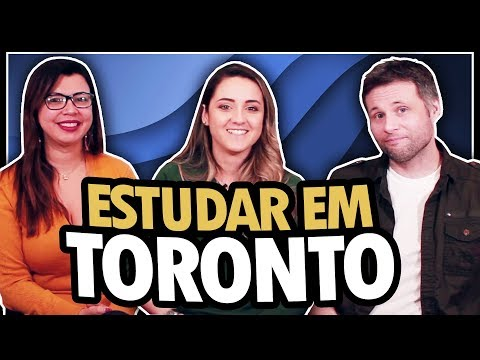 COMO ESTUDAR EM TORONTO NO CANADÁ