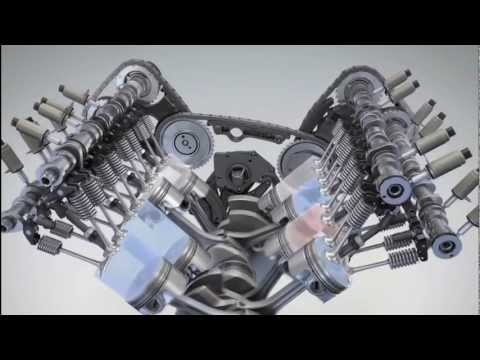 Audi S6 4.0 TFSI Cylinder-on-Demand Technical Overview