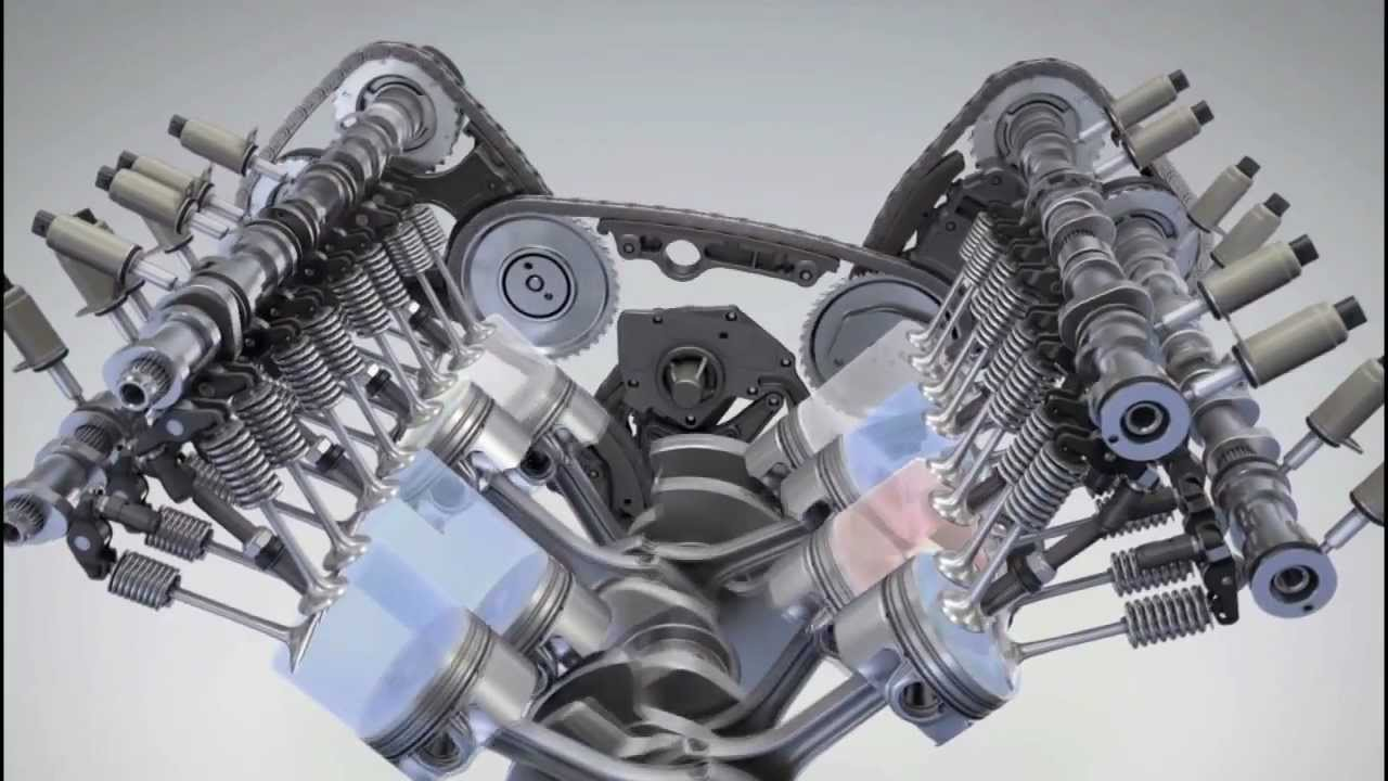 Audi S6 4.0 TFSI Cylinder-on-Demand Technical Overview ...