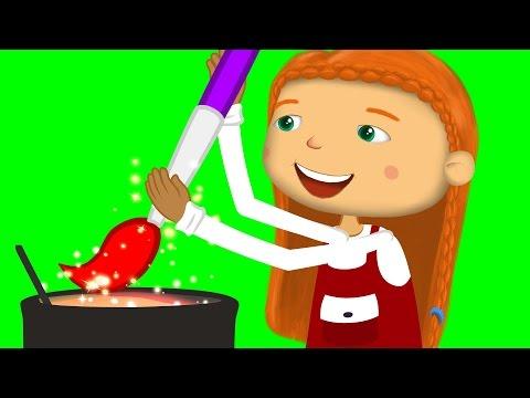 Renkler | Renkleri Öğreniyorum | Edis ile Feris Eğitici Çocuk Şarkıları