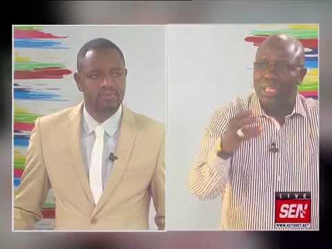 Ahmed Aïdara Et La Bourse De Sécurité De Macky