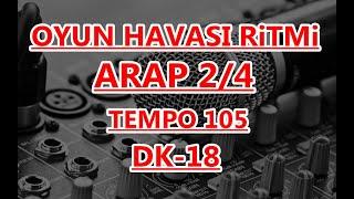 18 DK  ARAP 2-4  RİTİM 105