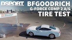 BFGoodrich g-Force Comp 2 A/S Tire Review   DSPORT