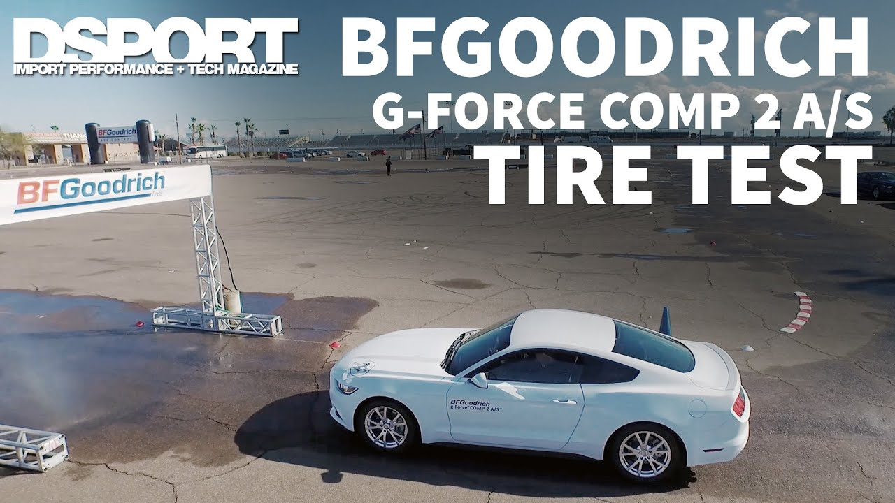 bfgoodrich g force comp 2 a s tire review dsport youtube. Black Bedroom Furniture Sets. Home Design Ideas