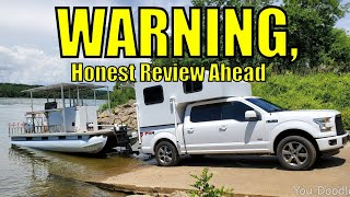 Real World 10 SPEED ECOBOOST F150 TOWING REVIEW