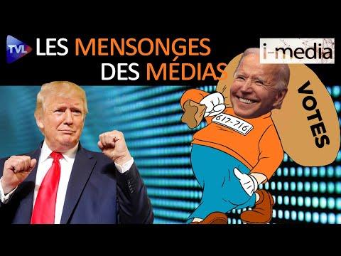 I-Média n°322 – Fraude électorale : médias menteurs, médias fainéants