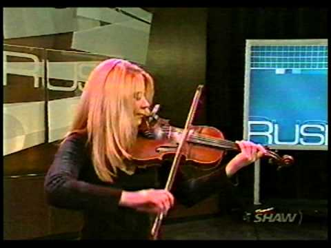 ComhaltasLive #271-1: Finbar McGreevy (flute) and Fiona Doherty (fiddle)