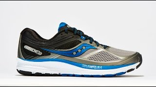 2016 Winter Shoe Guide: Saucony Guide 10