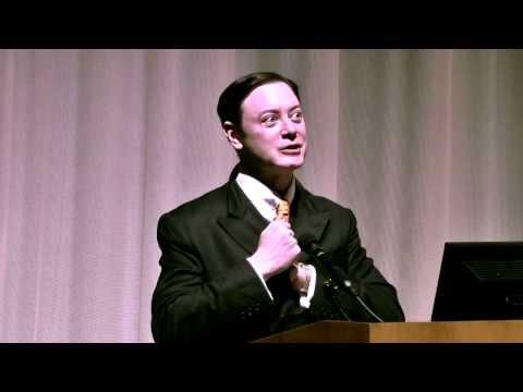 Andrew Solomon speaks at University of Nebraska-Lincoln