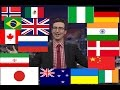 Watch How John Oliver Describes Countries (compilation) video