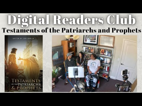Testaments of Reuben, Simeon, and Levi - Digital Readers Club