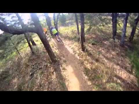2014 McMurtry Madness - Stillwater, OK Mountain Bike Race