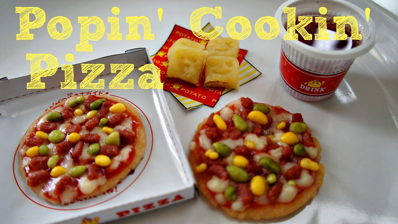 Exceptionnel Happy Kitchen Pizza Making Kit | Whatcha Eating? # 151   YouTube
