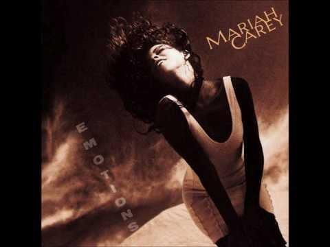 Mariah Carey - Emotions (1991)   [Full Album]