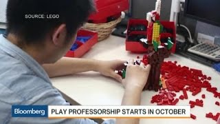 Cambridge Has an Opening for a Lego Professor