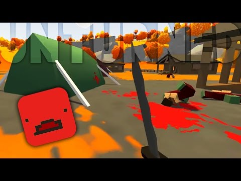 Zombie Camp Of the Dead ⭐ Unturned Zombie Survival