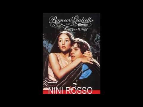 NINIROSSO I SUCCESSI IN MOVIES  tema ROMEO E GIULIETTA (Nino Rota1968 ) - 1972
