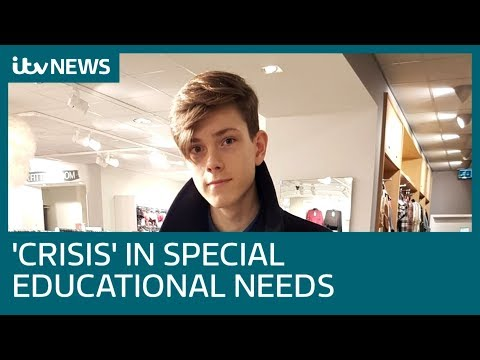 Landmark High Court case told of 'genuine crisis' in special educational needs funding | ITV News