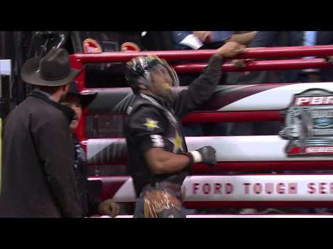 Valdiron de Oliveira puts up 87.50 points on Modified Clyde (PBR)